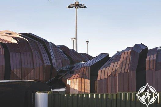 نيوزيلندا-مطار ويلينغتون الدولي-أجمل صالات المطارات