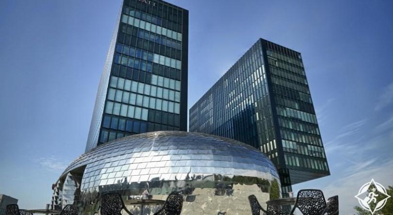 ألمانيا-دوسلدورف-حياة ريجينسي دوسلدورف-أفضل فنادق دوسلدورف