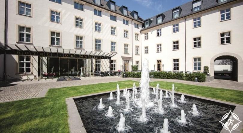 ألمانيا-دوسلدورف-فندق ديراغ ليفينغ دي ميديسي-أفضل فنادق دوسلدورف
