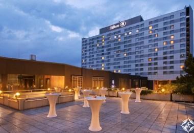 ألمانيا-دوسلدورف-فندق هيلتون دوسلدورف-أفضل فنادق دوسلدورف
