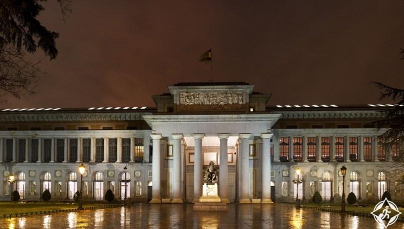 إسبانيا-مدريد-متحف ديل برادو-السياحة في مدريد للأطفال