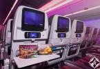 الخطوط الجوية القطرية تقدم طاقم مستلزمات شخصية جديدة لمسافري الدرجة السياحية