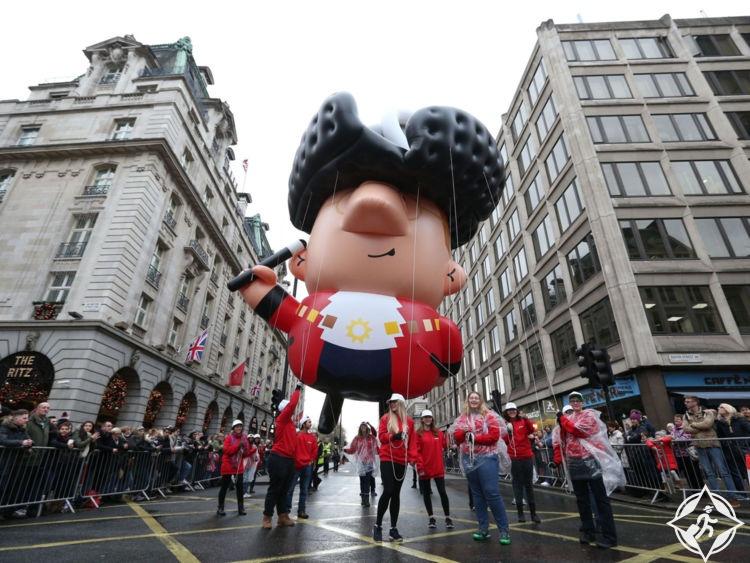 بريطانيا-لندن-مسيرة-1-يناير-2017-العام-الجديد-2017