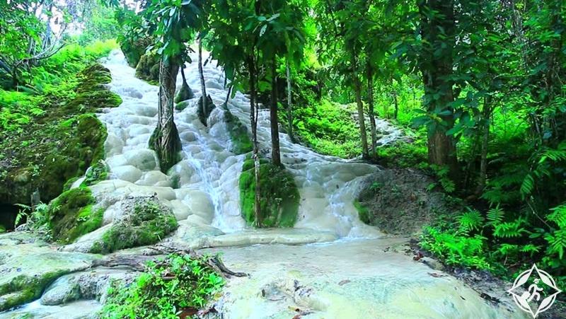 تايلاند-شنغماي-شلال بوا تونغ-شلالات شنغماي