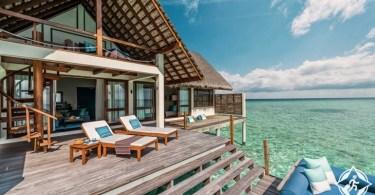 منتجع فورسيزونز المالديف