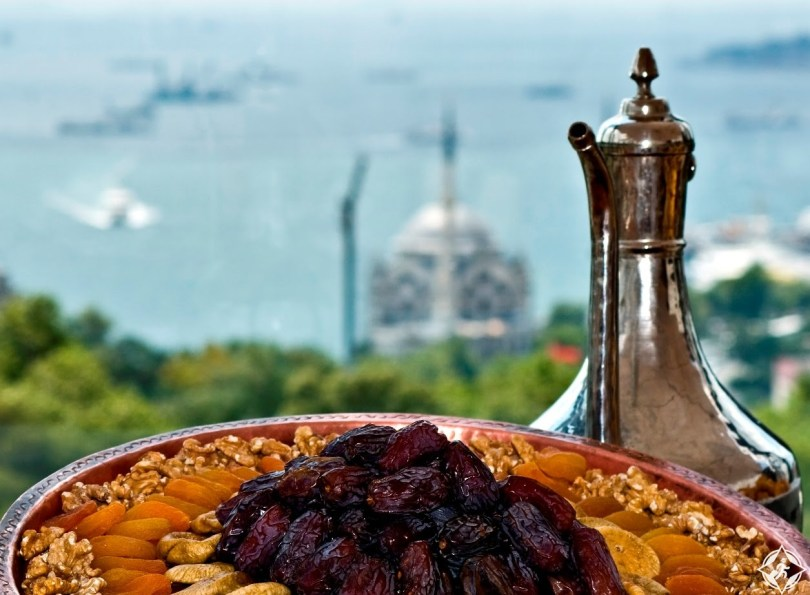مطاعم اسطنبول في رمضان