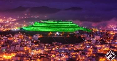 الجبل الاخضر - السياحة في أبها