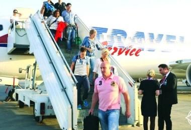 نمو أعداد الركاب بمطار رأس الخيمة الدولي