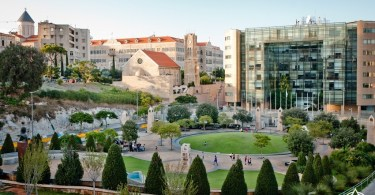 أماكن ترفيهية في لبنان - حديقة جبران خليل جبران