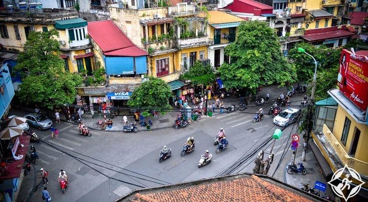 السياحة في هانوي فيتنام