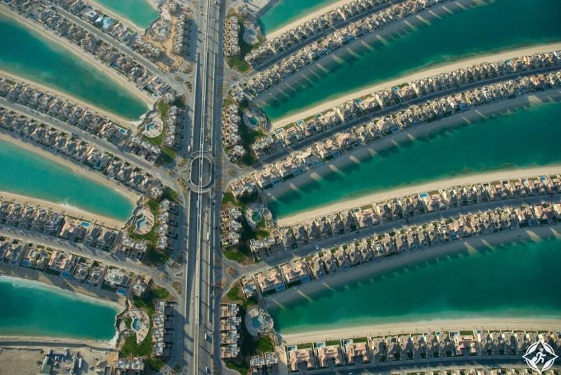 جزر سياحية في الإمارات