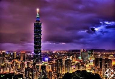 السياحة في تايوان - تايبيه