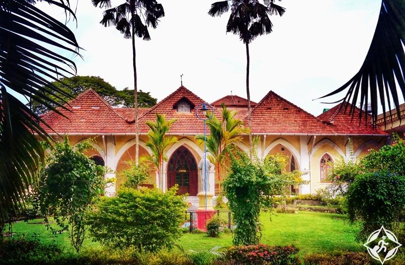 السياحة في كوتشي - المتحف الهندي البرتغالي