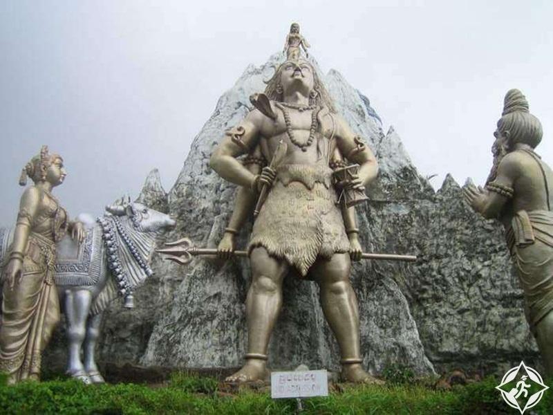 السياحة في كوتشي - معبد شيفا