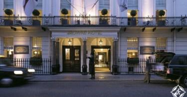 فندق براونز في لندن