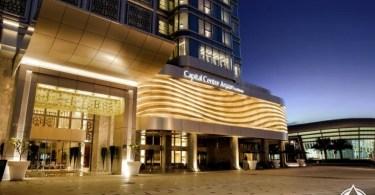 فندق كابيتال سنتر أرجان روتانا