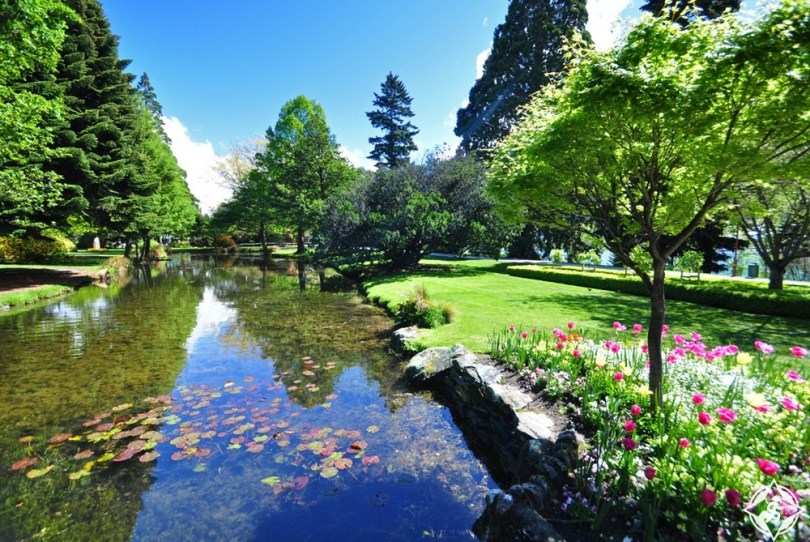 كوينز تاون - حدائق كوينز تاون