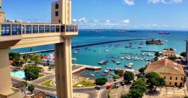 المعالم السياحية في سالفادور - مصعد لاسيردا