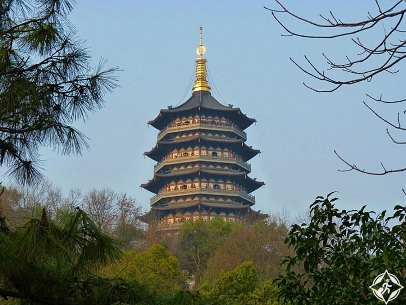 المعالم السياحية في هانغتشو - مدينة باغوداس