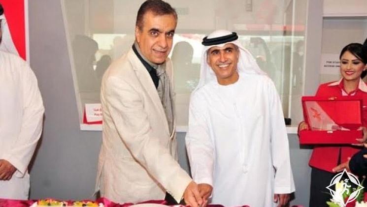 العربية للطيران تفتتح مكتب جديد في دبي