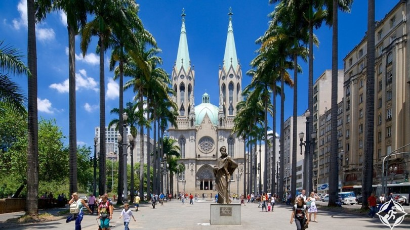 المعالم السياحية في ساو باولو - الكاتدرائية