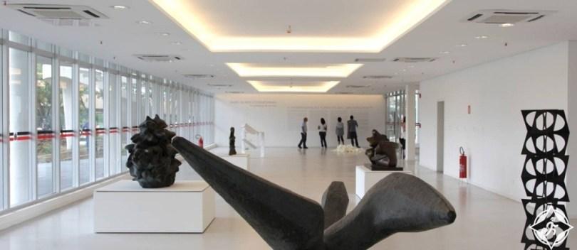 المعالم السياحية في ساو باولو - متحف الفنون الجميلة