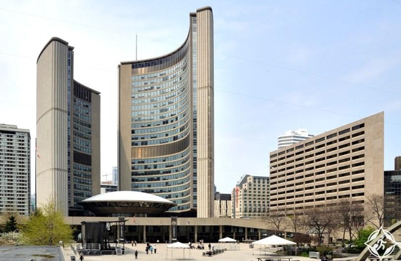 تورونتو - قاعة المدينة