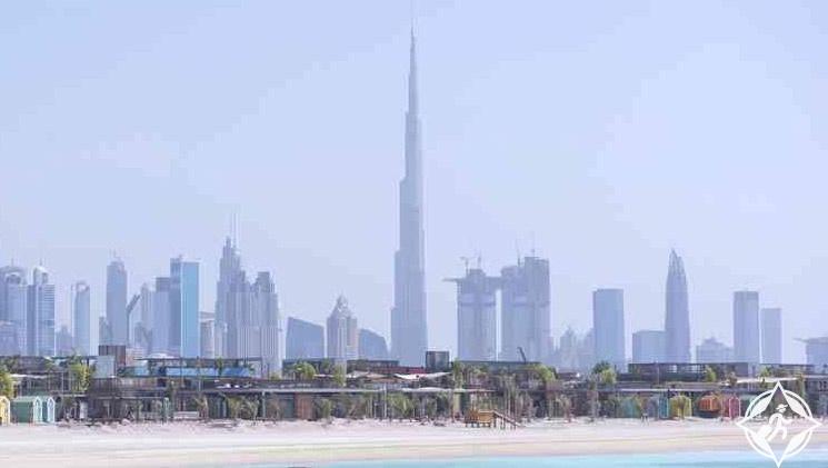 """مراس تفتتح الوجهة الشاطئية """"لامير"""" في دبي يوم 15 أكتوبر الجاري"""