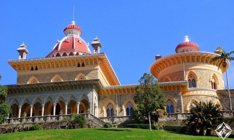 سينترا - قصر مونسيرات