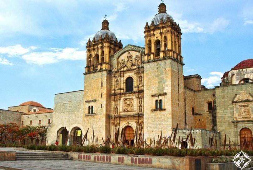 أواكساكا - كنيسة سانتو دومينغو