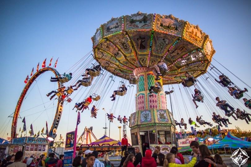 ادمونتون - مهرجان كي دايز