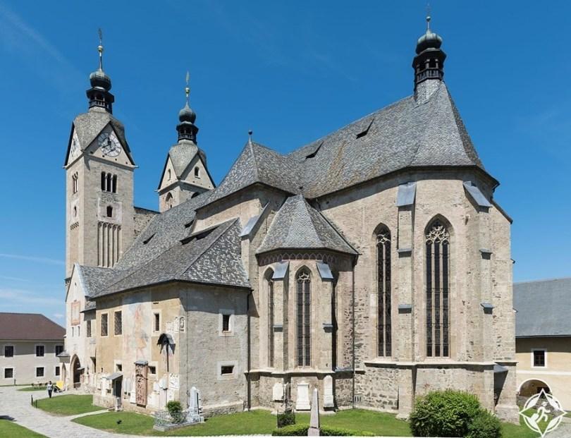 المعالم السياحية في كلاغنفورت - كنيسة ماريا سال