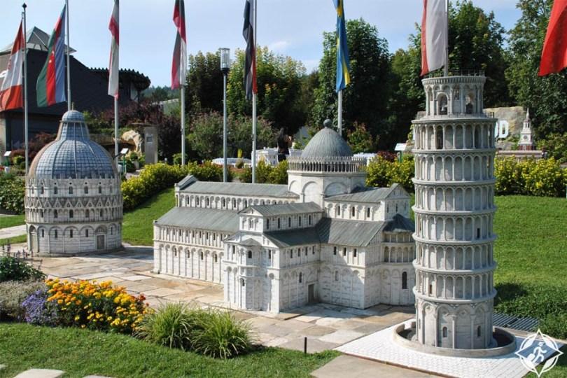 المعالم السياحية في كلاغنفورت - مينيموندوس