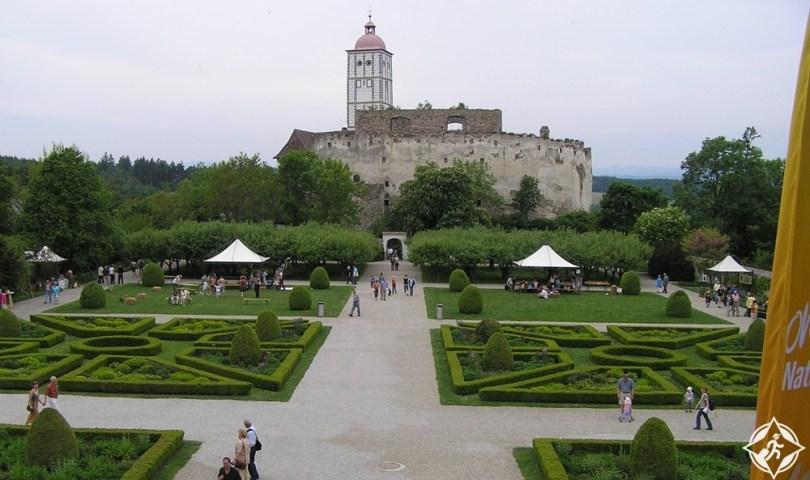 المعالم السياحية في ميلك - قصر شالابورغ