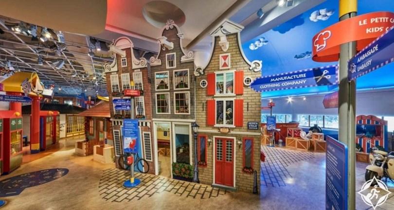 غاتينو - متحف الأطفال الكندي