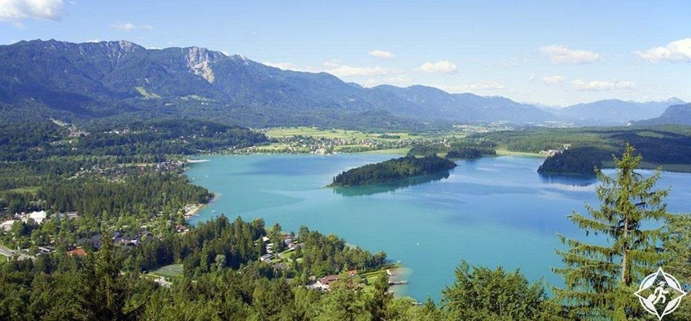 فيلاخ - بحيرة فاك