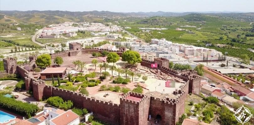 قلاع البرتغال - قلعة سيلفس