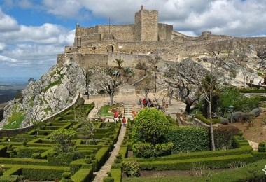 قلاع البرتغال - قلعة مارفاو