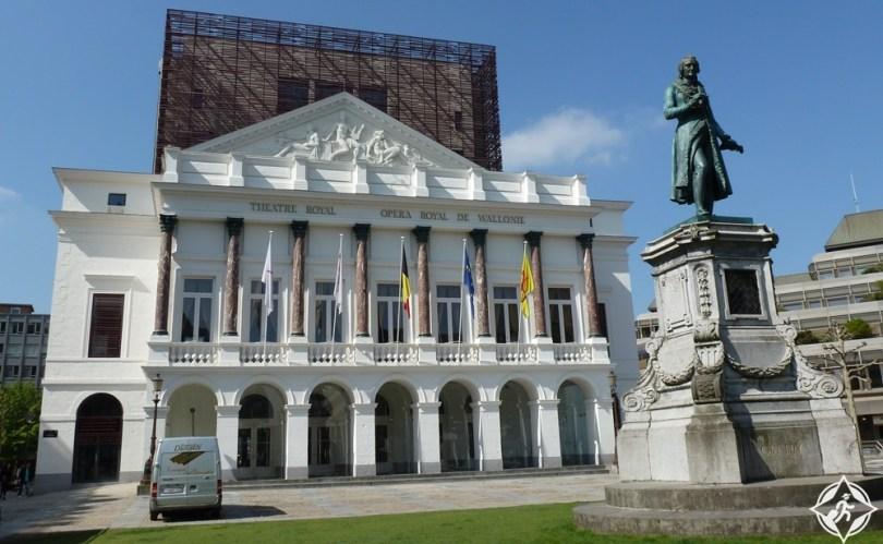 لييج - ساحة الجمهورية