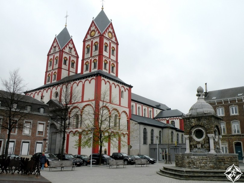 لييج - كنيسة سانت بارتيليمي