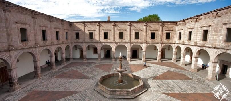 موريليا - قصر كلافيجيرو