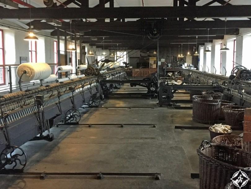 المعالم السياحية في ليدز - متحف ليدز الصناعي