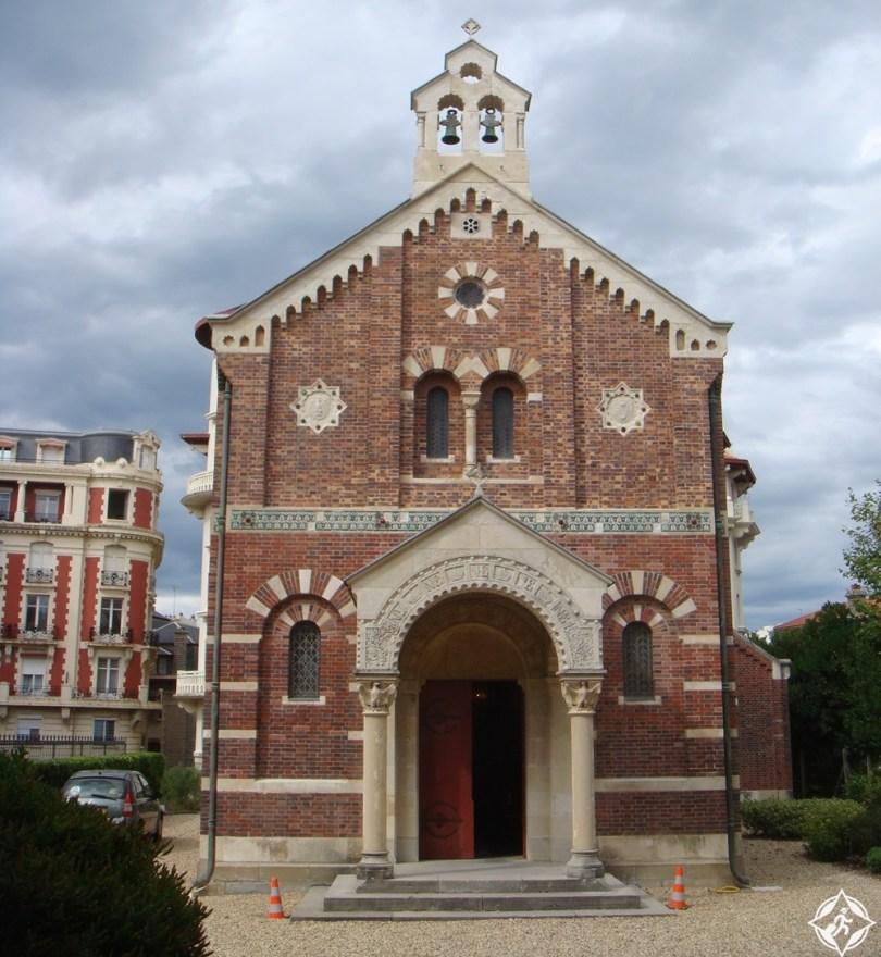 بياريتز - كنيسة امبريال