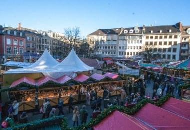 آخن - ساحة السوق