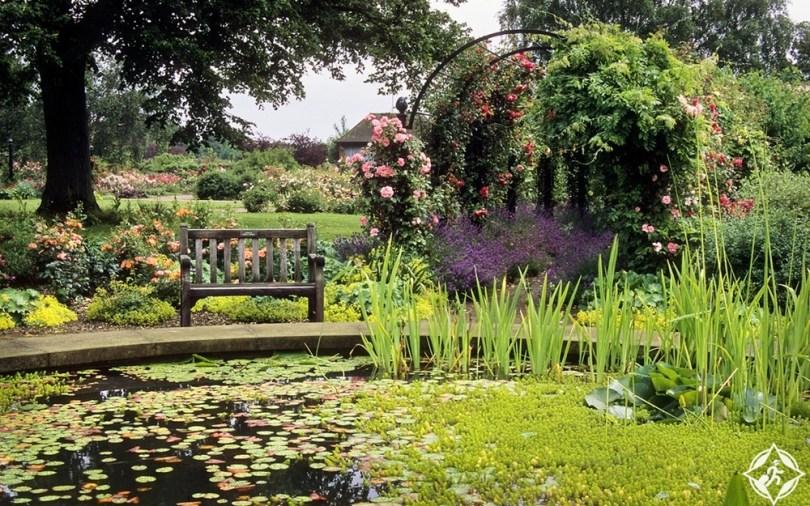 سانت ألبانز - حدائق الورود