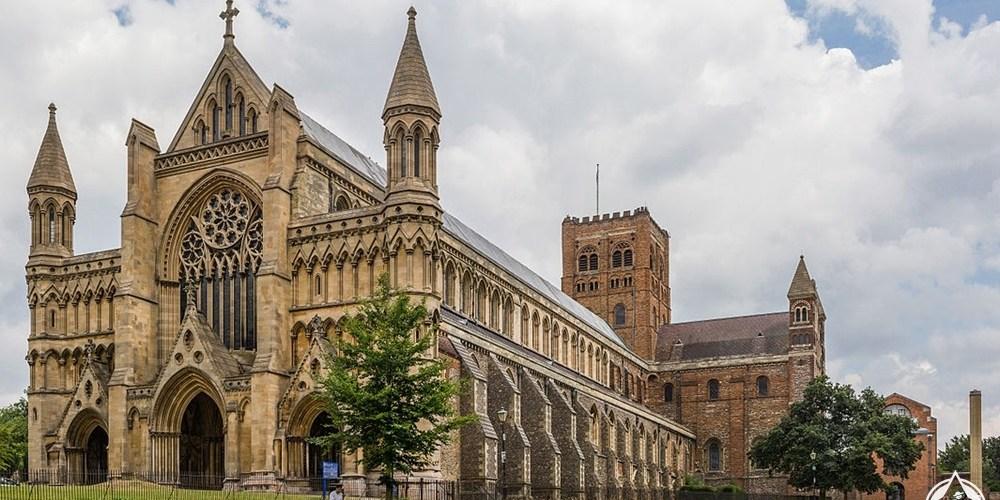 سانت ألبانز - كاتدرائية سانت ألبانز