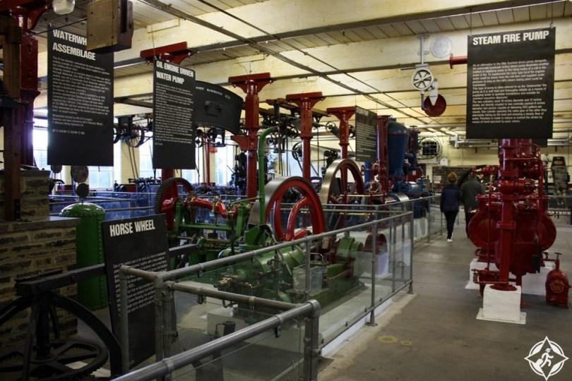 برادفورد - متحف برادفورد الصناعي