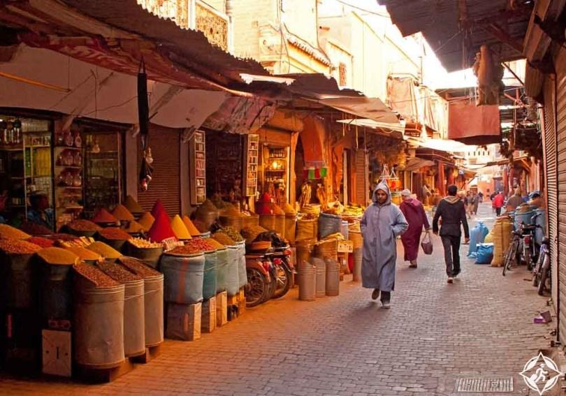 السفر إلى مراكش