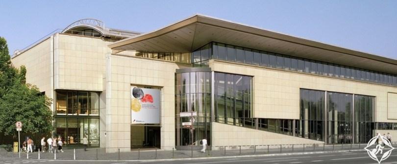 بون - المتحف الوطني الألماني للتاريخ المعاصر