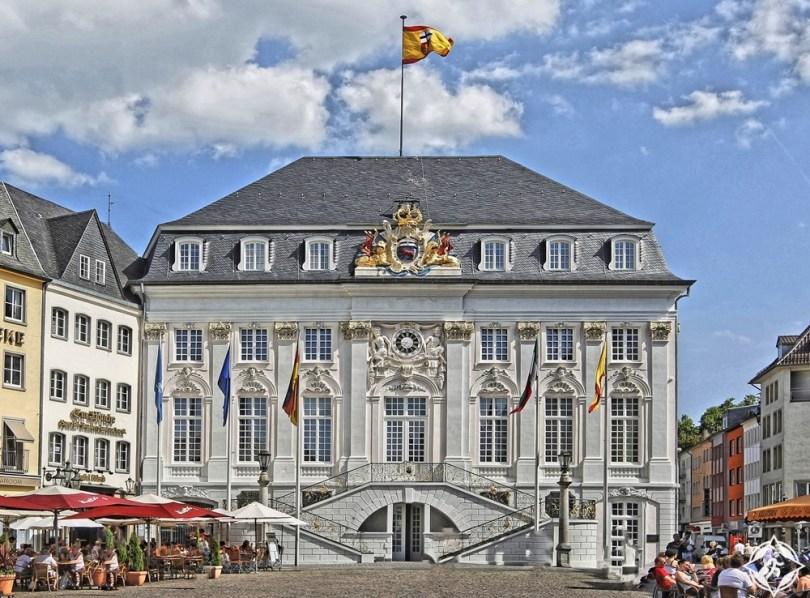بون - قاعة المدينة القديمة